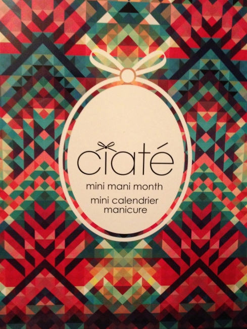 ciate mini mani month advent calendar