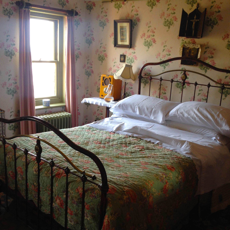 victorian attic room